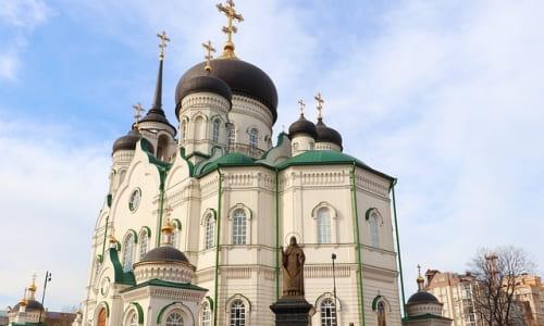 Воронеж - 435 лет (1586-2021)