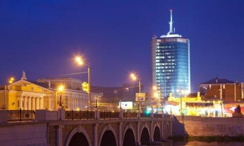 Мой любимый город - Челябинск