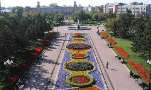 Иркутск - 360 лет (1661-2021)