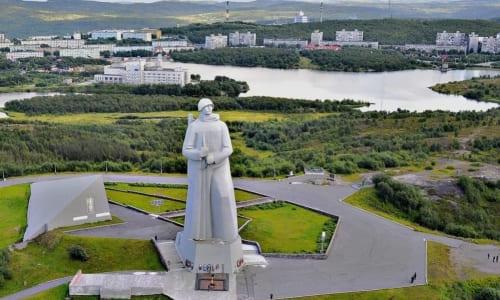 Мой любимый город - Мупманск