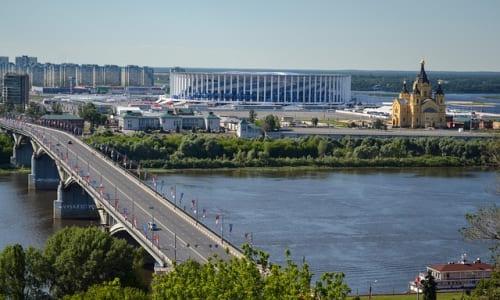 Нижний Новгород - 800 лет (1221-2021)