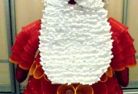 Креативный Дед Мороз