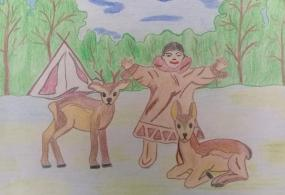 """Я и мои олени"""