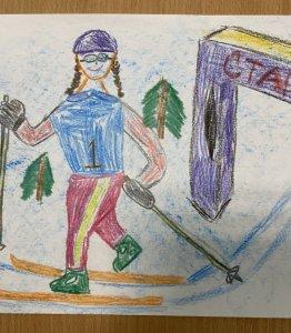Зима и спорт
