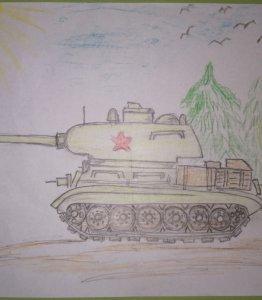 Легендарный Т-34