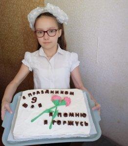 Торт для победителей