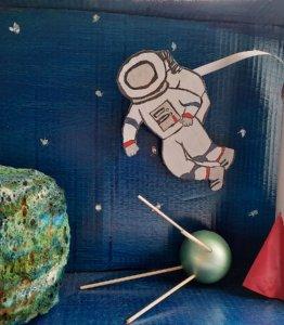 Первый выход в открытый космос Алексея Леонова
