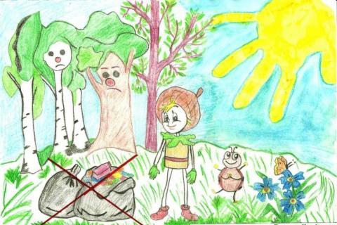 Защитники природы
