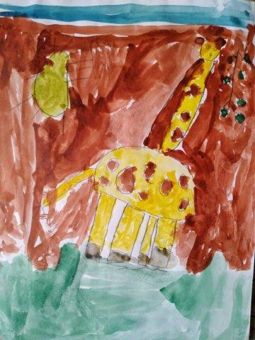 В зоопарке - Сулима Максим - конкурс «ВОЛШЕБНОЕ МГНОВЕНИЕ МОЕГО ЛЕТА»