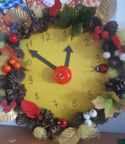 Осенние часы - Энгельгард Виктор - конкурс «Осенняя пора - очей очарованье...»