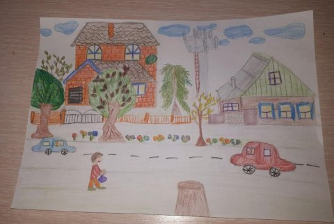 ПДД - Обдула Лилия  - конкурс «Правила дорожного движения глазами детей»
