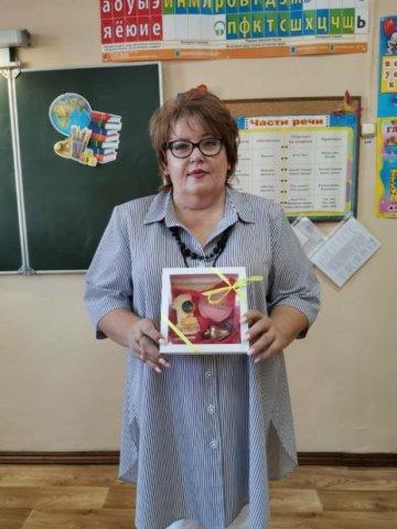 Мой любимый Учитель  - Стрижак Виталина - конкурс «Мой любимый учитель»
