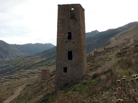 гоорская сторожевая башня