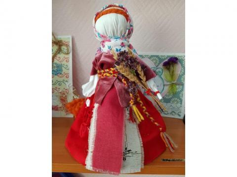 Народная кукла Столбушка
