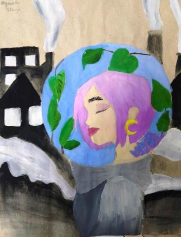 Чистый воздух - наша жизнь