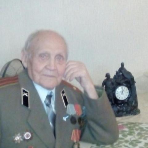Участник Великой Отечественной войны - Макулов Шаукат Насибуллинович