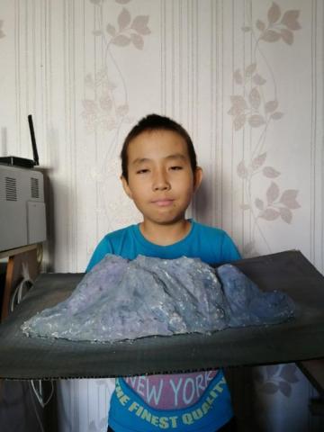 Священная гора Хайыракан