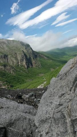 Завораживающие горы