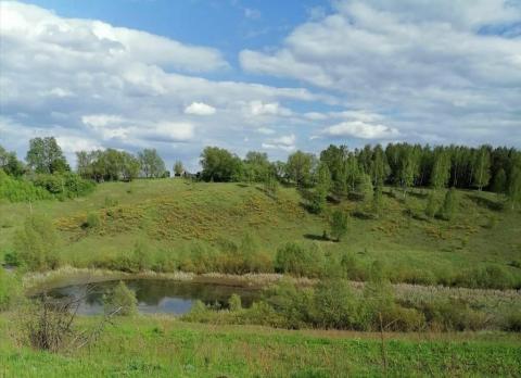 Старое озеро. с Марицкий хутор
