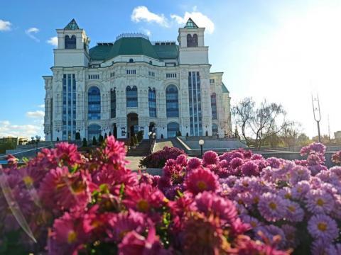 По известным местам г. Астрахани