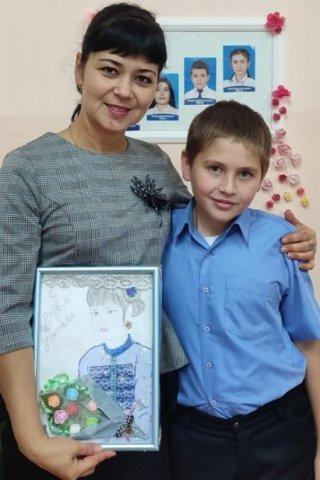 Мой любимый учитель - Гончаров Давид Викторович - конкурс «Мой любимый учитель»