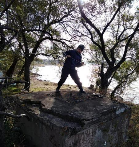 Я за чистоту нашей БЕРЕГА АМУРА и реки АМУР