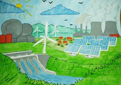 Современные технологии в самое энергетики нам помогут спасти мир!