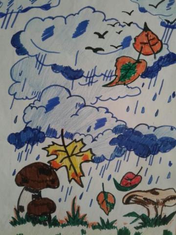 """""""Несмотря что непогода, радует всегда природа!"""""""