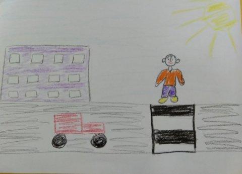 ПДД - Щапов Иван - конкурс «Правила дорожного движения глазами детей»