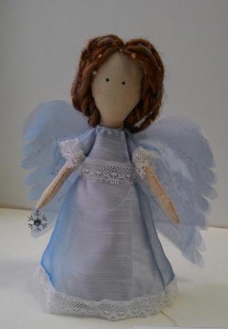 Снежный Ангел Салова Софья 9 лет