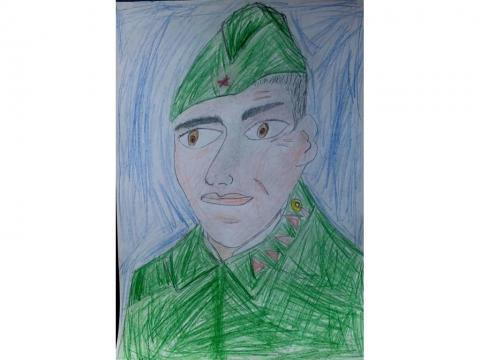 Когтев Пётр Матвеевич - прадедушка Титовой Софии