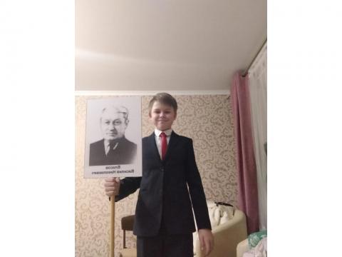 Моего деда зовут Власов Василий Николаевич