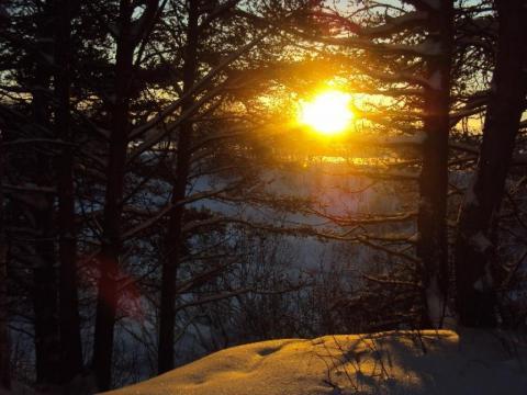 """Мороз и солнце..."""