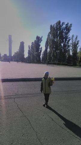 Парк Победы г.Саратов
