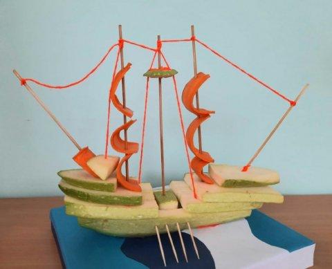 Корабль мечты - Маммаев Тимур Юсупович - конкурс «УДАЧА на ДАЧЕ!»