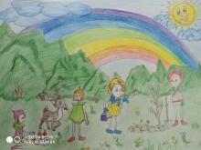 Природа и дети