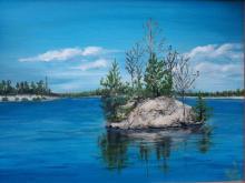 """""""Голубое озеро"""" г. Покачи"""