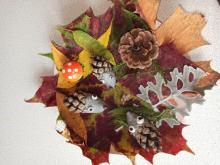 Осенняя поляна