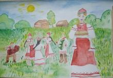 Акатуй - весенний праздник чувашей