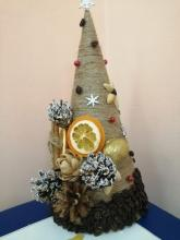 Новогодняя чудо-елка