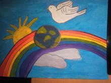 Моё хобби-мой мир-мир рисунка!
