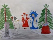 Семья Деда Мороза