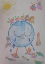 """""""Печальная планета"""""""