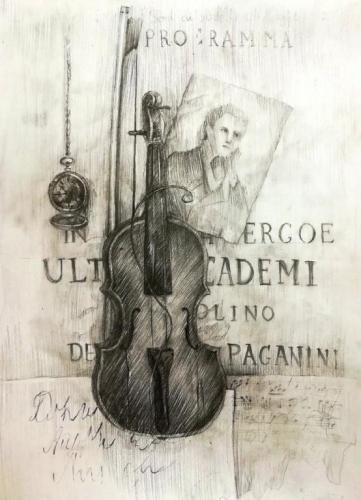"Обманка ""Niccolò Paganini"""