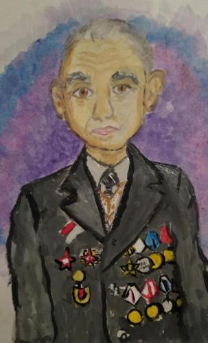 Портрет прадеда
