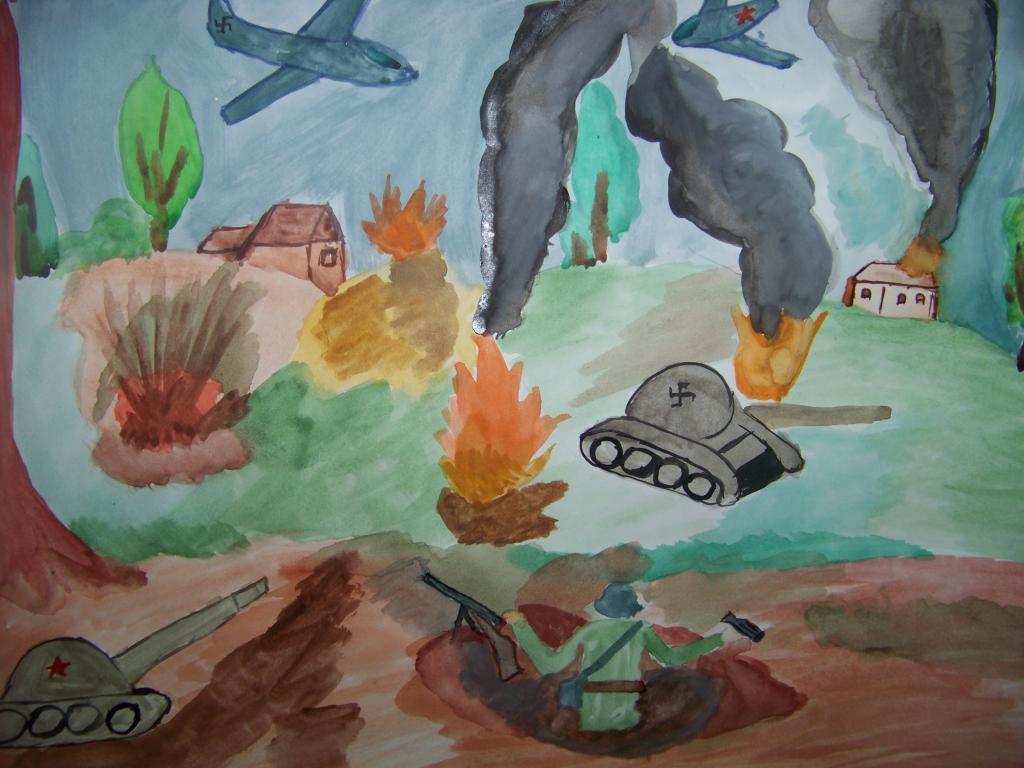 представляет собой воинская слава россии картинки рисунки наши