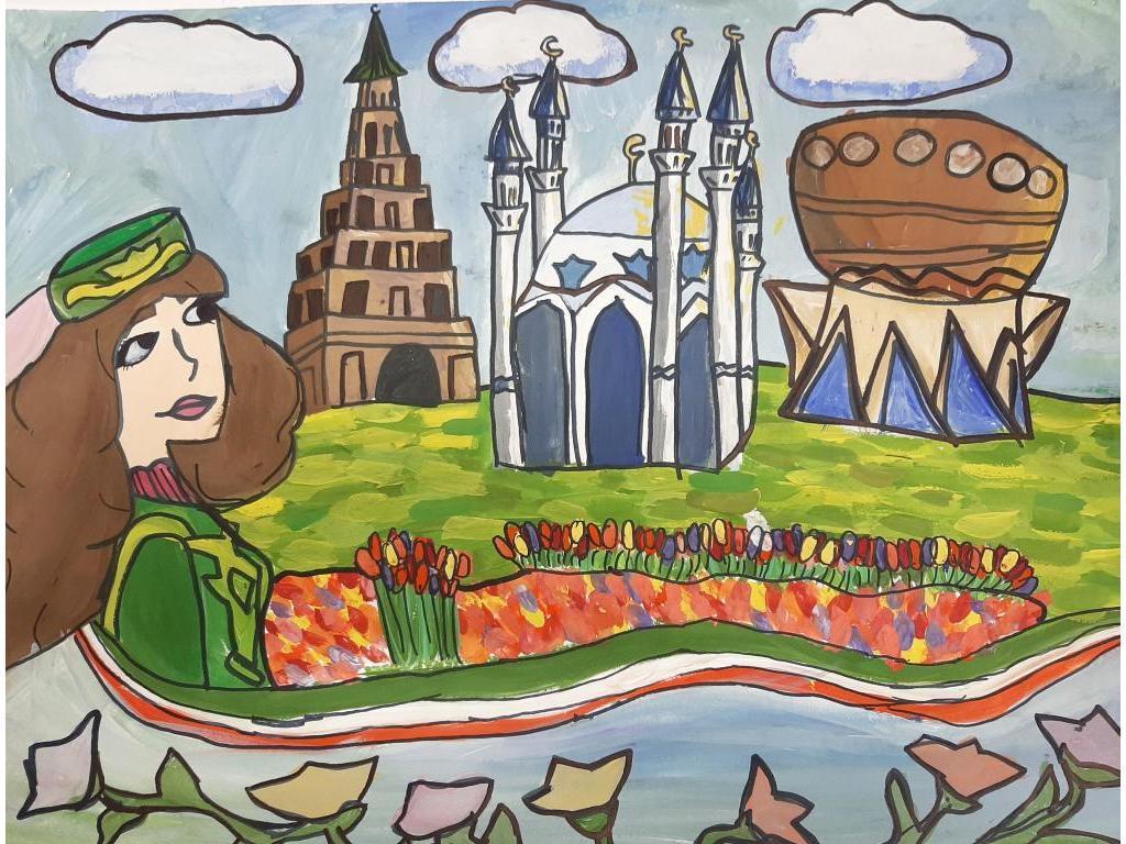 Картинки мой родной край татарстан