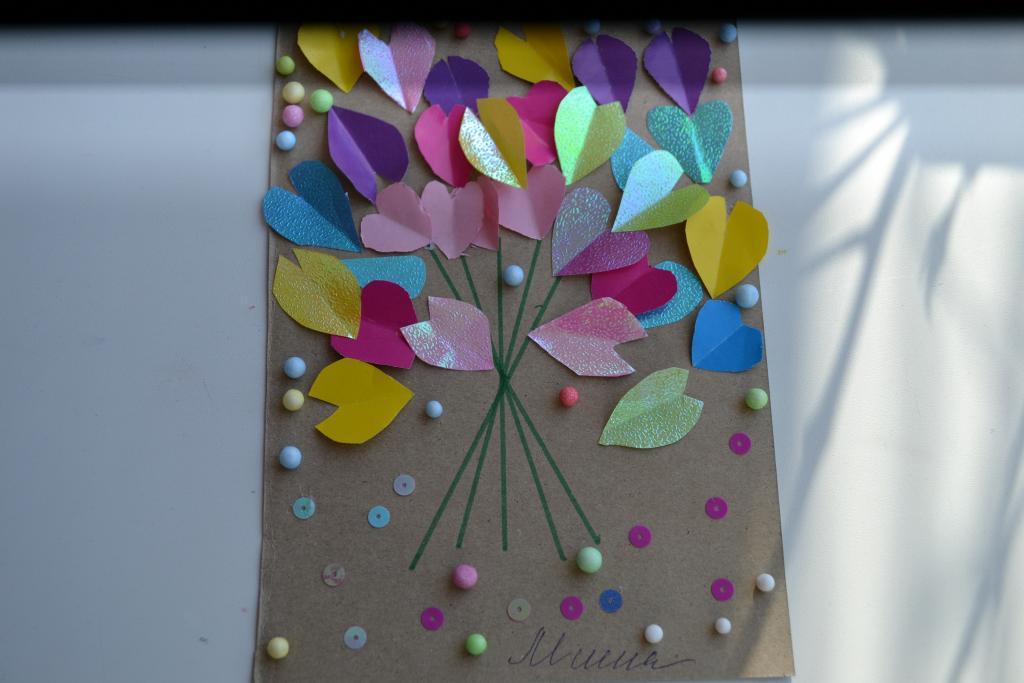 Областной конкурс открыток букет для мамы саратов