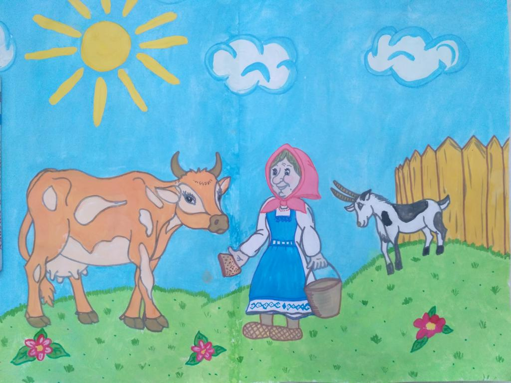 чувашские сказки с картинками удовольствием общаются родители