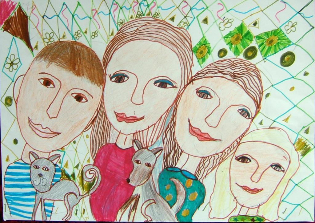 Наслаждайся каждым, конкурс открытки моя любимая семья